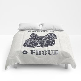 French & Proud Comforters