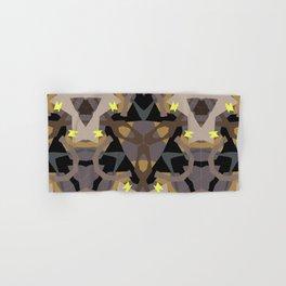 Dark castle kaleidoscope Hand & Bath Towel