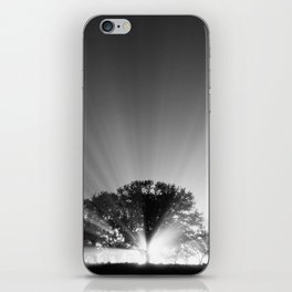 Something is Coming iPhone Skin