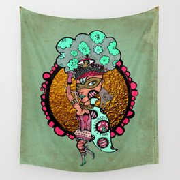 nas Wall Tapestry