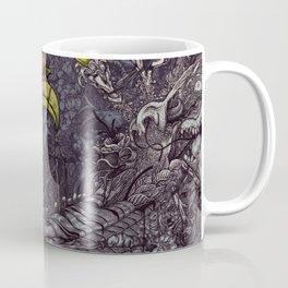 Women Naturally Tree Coffee Mug
