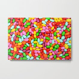 I Want Candy Metal Print