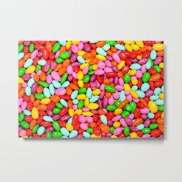 I Want Candy Metal Print