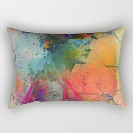 La sin nombre Rectangular Pillow