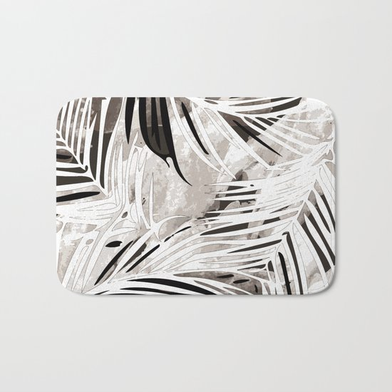 Hiding In The Dark #society6 Bath Mat