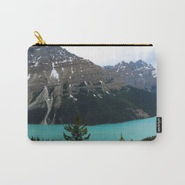 Peyto Lake Panorama Carry-All Pouch