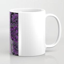 Paisley 3 Purple Coffee Mug