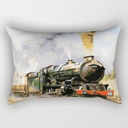 TRAIN Rectangular Pillow