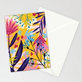 The Garden of My Mind #botanical #illustration Stationery Cards