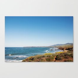 The Central Coast Calls Canvas Print