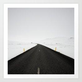 Good directions (RR123) Art Print
