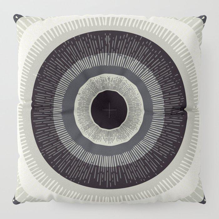 Eye Just Can't Floor Pillow