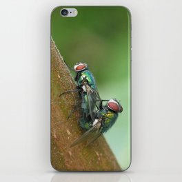 Flies iPhone Skin