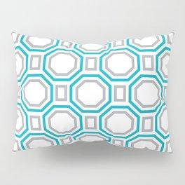 Blue Harmony II Symmetry Pillow Sham