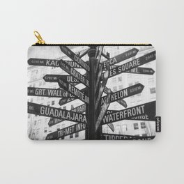Directions please Carry-All Pouch