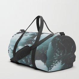 FEELS LIKE WE ONLY GO BACKWARDS Duffle Bag