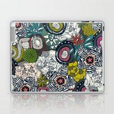succulents multi dark Laptop & iPad Skin