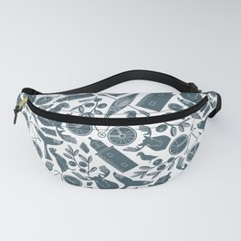Acadia Pattern 3 Fanny Pack