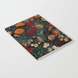 EXOTIC GARDEN - NIGHT XXI Notebook