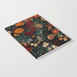 EXOTIC GARDEN - NIGHT XXI Notebook