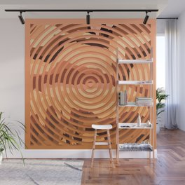 TOPOGRAPHY 2017-000 Wall Mural