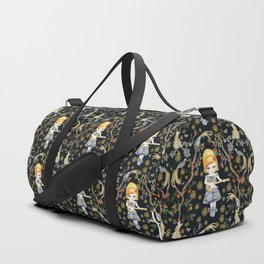 Floral Song Duffle Bag