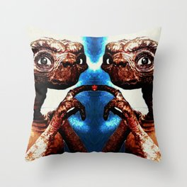 ET Phone Home Throw Pillow