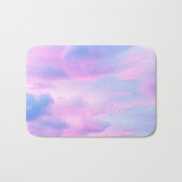 Clouds Series 4 Bath Mat