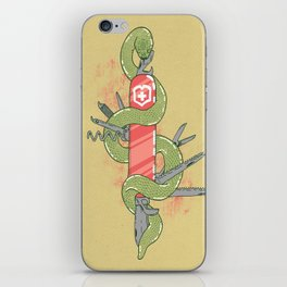 Swisssss iPhone Skin