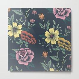 Floral Art #8 Metal Print