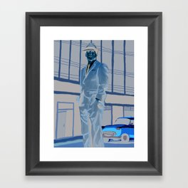 Don Framed Art Print