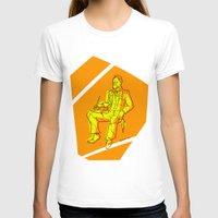 nietzsche T-shirts featuring The Dawn of Nietzsche by Duessa