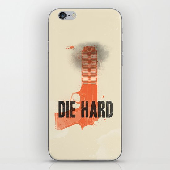 Die Hard iPhone & iPod Skin