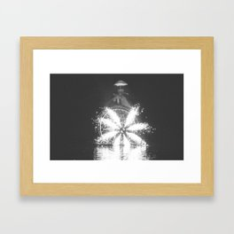 """Wonders on a water"" Framed Art Print"