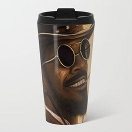 Django - Our newest troll Travel Mug