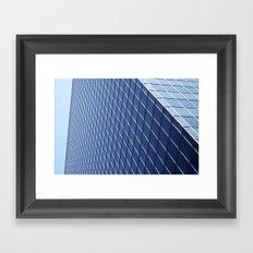 Corporate America Framed Art Print