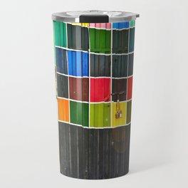 United Colors Travel Mug