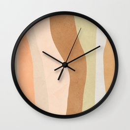 Soft Flow Wall Clock