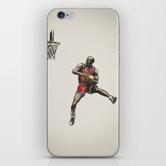 MJ50 iPhone & iPod Skin