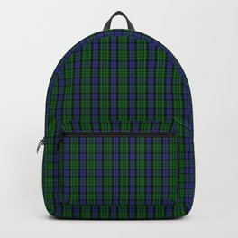 MacCallum Tartan Plaid Backpack
