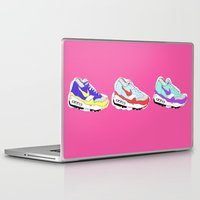 nike Laptop & iPad Skins featuring Nike Air by caseysplace