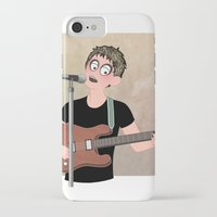 lou reed iPhone & iPod Cases featuring Lou Reed by Lili's Damn Fine Shop