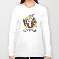gta v Long Sleeve T-shirts featuring GTA TIME!! by Philtomato