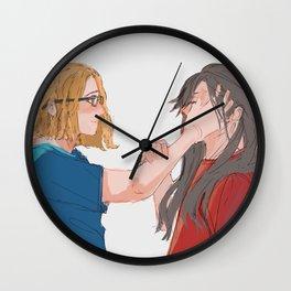 Haikyuu - Kurotsuki 14 Wall Clock