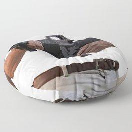 Cul De Sac Commando Floor Pillow