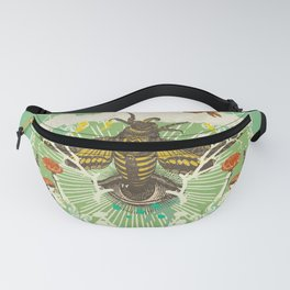 EVENING PSYCHEDELIA Fanny Pack
