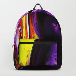 Abstract pefection -Lily Backpack
