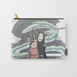 Chihiro (Spirited Away) Carry-All Pouch