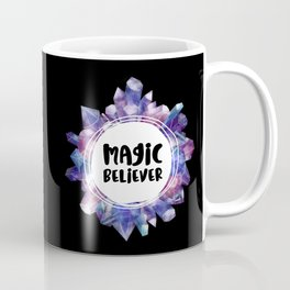 Magic believer - black Coffee Mug