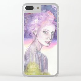 Be Still and Know Clear iPhone Case
